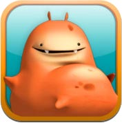 App feed fubble. kids game and application