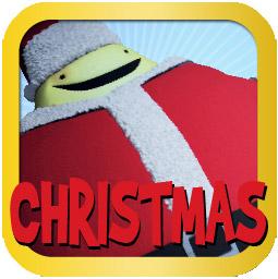 icono app navidades niños, christmas kids app
