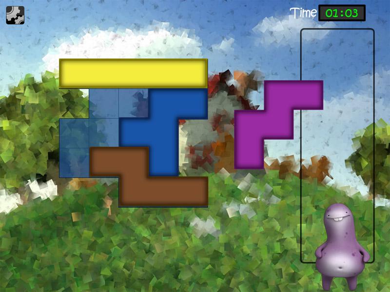 juegos figuras fichas tangram glumpers aplicación