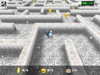 juego laberinto para niños, app glumpers