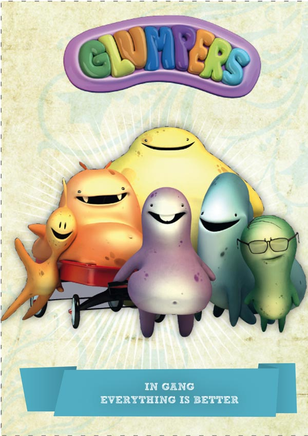 descargable tarjeta dia amistad Glumpers