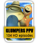 All episode Glumpers cartoons, complete serie hd - ppv channel
