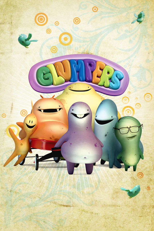 Glumpers mobile wallpaper