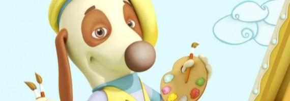 nuevo episodio de dibujos animados de Van Dogh