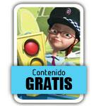 Videos online gratis Luz VErde, educación vial para niños