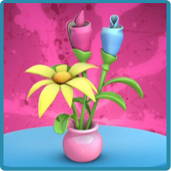 manualidad-flores-plastilina-icon-craft-flowers-clay