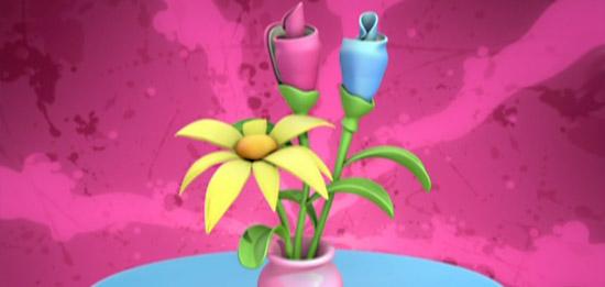 Un Ramo De Flores De Plastilina Manualidades Para Ninos