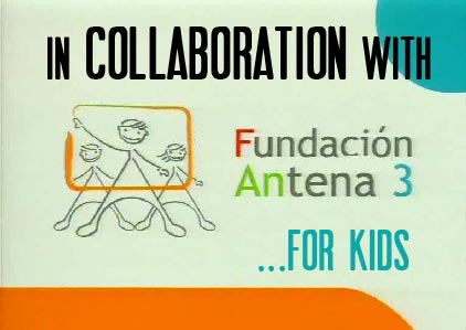 Motion Pictures colabora con Fan3 por los niños - Colaborates with fan3 for kids