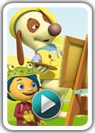 Dibujos animadas infantiles, caricaturas Van dogh ver todos los videos