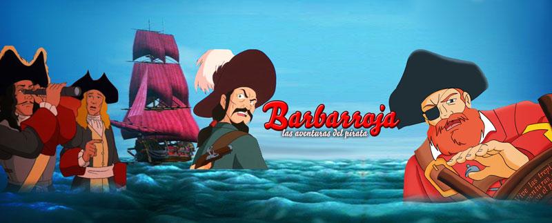 Barbarroja, las aventuras de un pirata