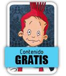 dibujos animados pelo zanahoria, videos infantiles online gratis