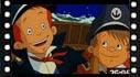 Los botones de oro. Episodio 01 pelo zanahoria, dibujos animados