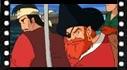 Ver episodio 02 de Barba roja, dibujos de piratas