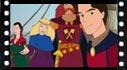Ver video 01 de tristan Isolda, dibujos animados de leyenda medieval