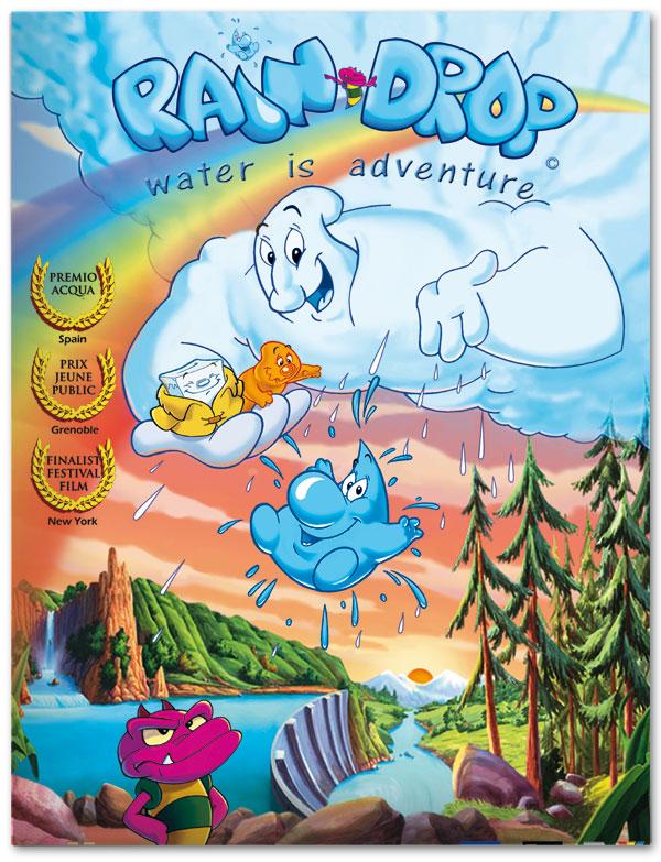 Peliculas dibujos para niños Narigota