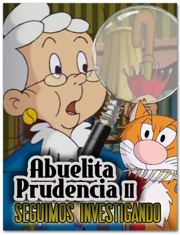 Peliculas infantiles online Abuelita Prudencia II