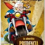 Peliculas dibujos para niños Abuelita Prudencia I