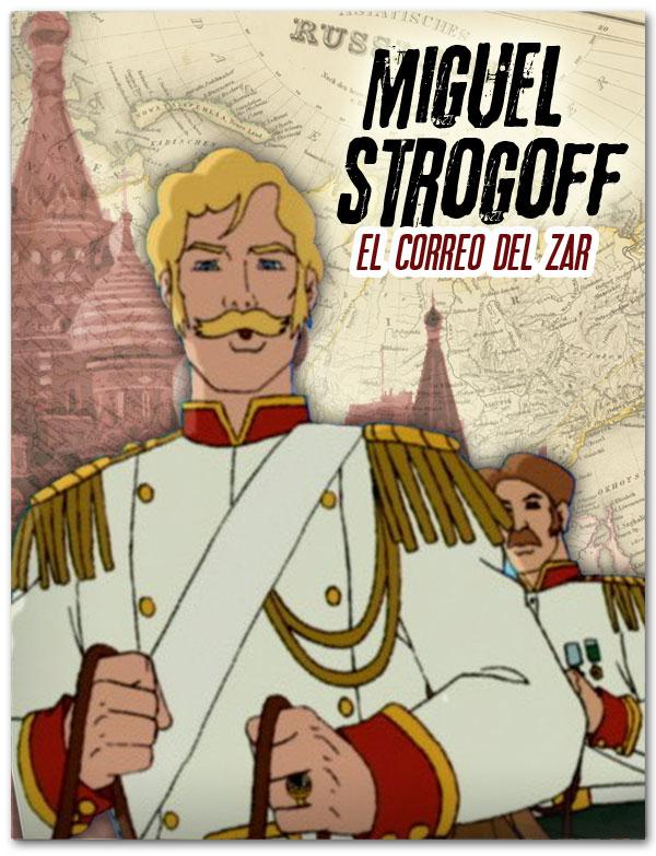 Peliculas dibujos para niños Miguel Strogoff