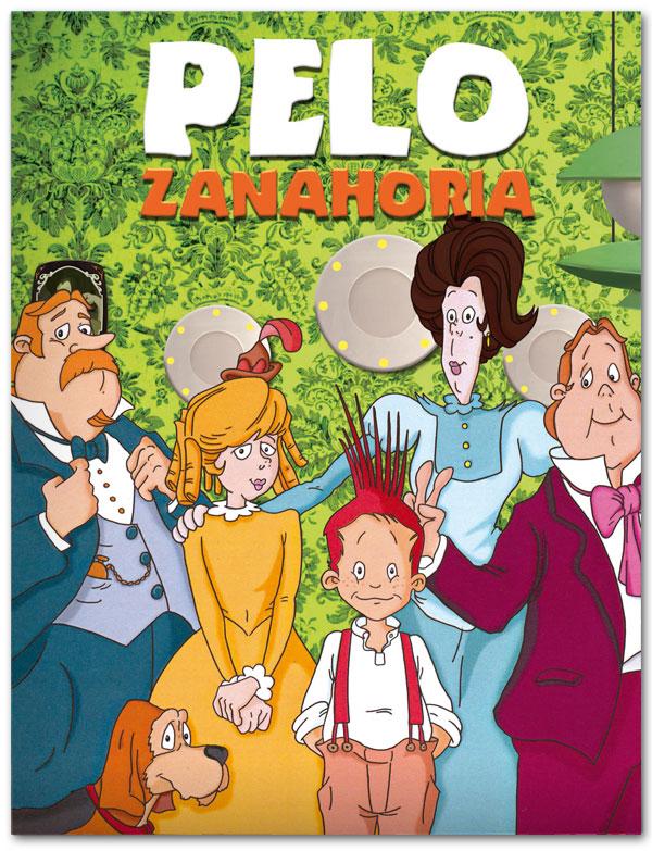 Peliculas infantiles online Pelo Zanahoria