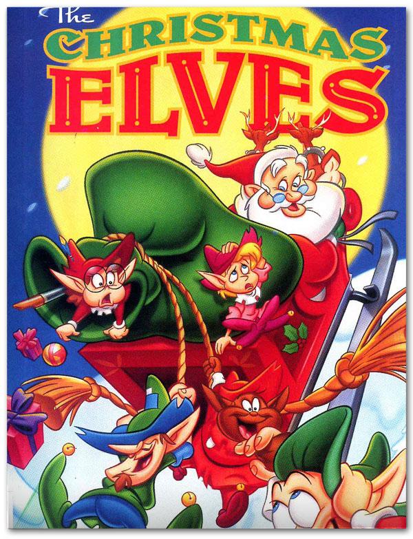 Peliculas dibujos para niños el zapatero y los duendes de navidad