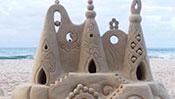 Ideas de castillos de arena para hacer con niños