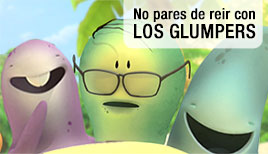 Glumpers, videos dibujos reir, chistosos