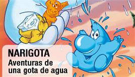 Narigota, Aventuras agua y naturaleza, videos online