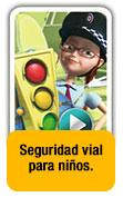 dibujos para aprender seguridad vial infantil