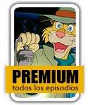 Serie completa Montana Jones dibujos animados