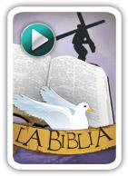 la biblia para ninos en dibujos animados