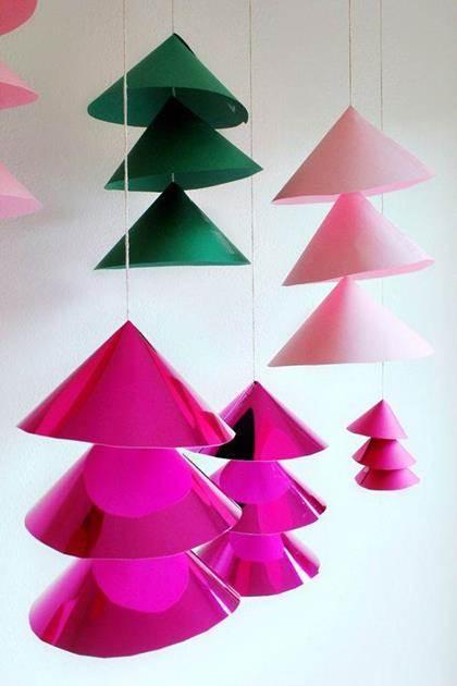 adornos-de-navidad-de-papel