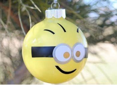 bola-navidad-minion