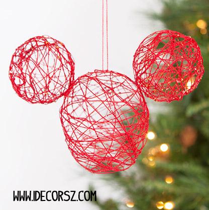 bolas-hilos-adornos-navidad-manualidades