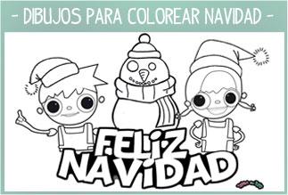 dibujos-colorear-navidad-ninos