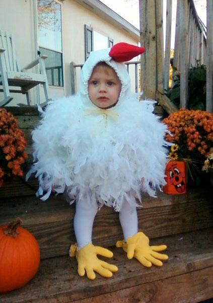 disfraces-animales-gallina-carnaval-ninos