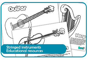 striged-instruments-kids-music-resorces-coloring