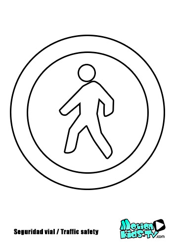 senla-prohibido-peatones-colorear