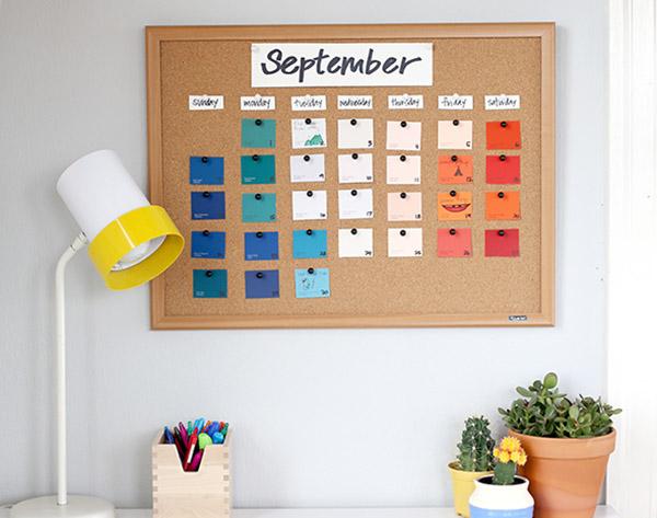 Paint-Chip-Calendar
