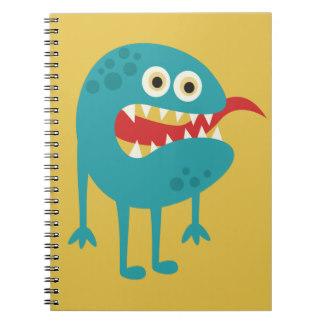 libreta monstruo 3