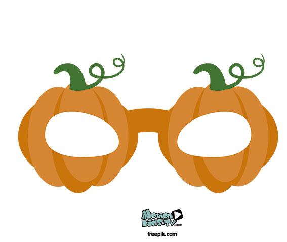 descargar-gafas-halloween-calabaza