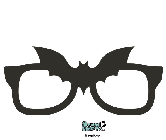 descargar-gafas-halloween-murcielago