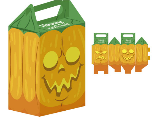 halloween-caja-descargar-recortable-calabaza