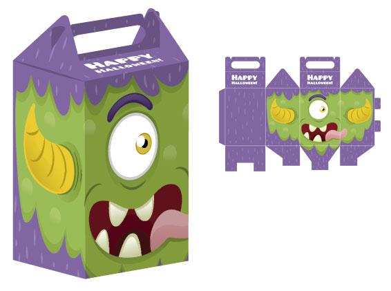 halloween-caja-descargar-recortable-monstruo