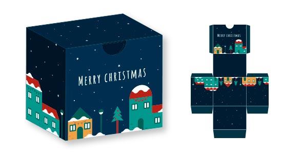 descargables-navidad-decoracion-caja-pueblo-nochel