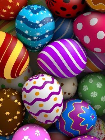 huevos-pascua-bonitos-pintar-ninos