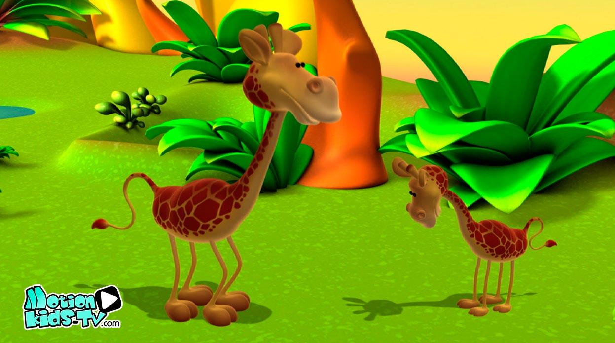 Im genes de los animales de la jungla - Dibujos infantiles de bebes ...