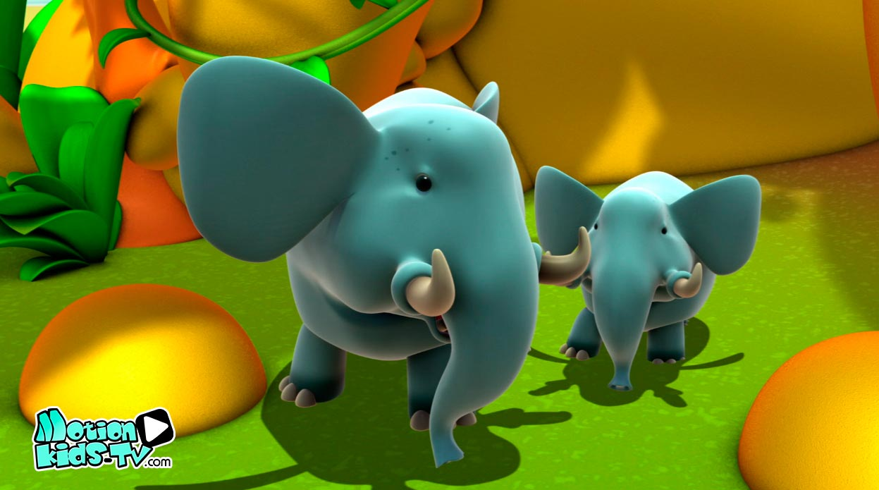 Jungle animals pictures | MotionKIDS-tv. Fun for kids, cartoon ...