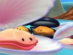 Mejillones - Animales del mar