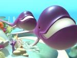 Ballena - Animales del mar