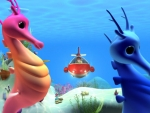 Caballito de mar - Animales del mar